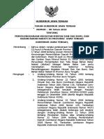 PERGUB No.98 Th 2010 Ttg Penyelenggaraan Migas Dan BB Nabati Di Jateng-1