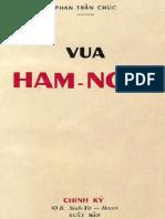 (1952) Vua Hàm Nghi - Phan Trần Chúc