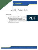 Exam Paper 1