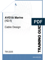 TM-2225 AVEVA Marine (12.1) Cable Design Rev 2.0