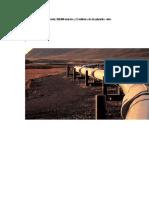 El Gasoducto Más Sangriento de La Historia