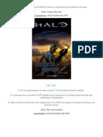 Orden Cronologico de Halo