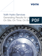 Voith Hydro Services 131015 Screen