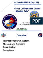 Afrcc Sar Brief Jan 09