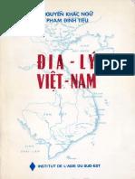 Địa Lý Việt Nam - Nguyễn Khắc Ngữ