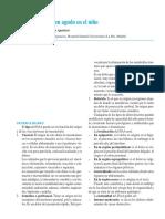 Protocolo de Urgencias en Pediatría