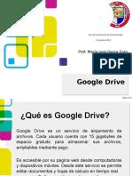 Presentación Google Drive