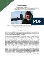 El Artico en Peligro. Entrevista a Peter Wadhams