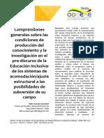 Comprensiones generales Educación Inclusiva.pdf