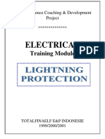 SE30 Lightning Prot. Booklet