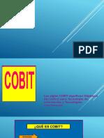 Cobit y Nist