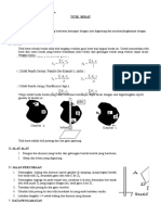 LKS Praktikum Fisika Titik Berat
