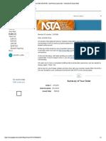 NSTA Membership