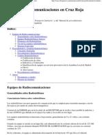 Protocolos de Comunicaciones Cruz Roja