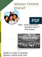 Pendekatan Holistik Komprehensif, Preceptor 2015 (2)