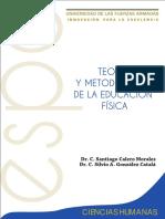 Teoria y Metodologia de La Educacion Fisica