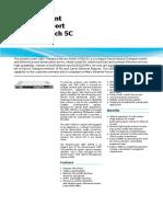 1850 TSS-5C Datasheet