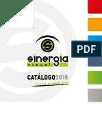 Catalogo Sinergia Herramientas Accesorios 2016