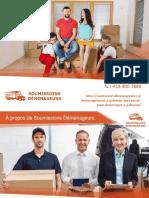 Comparer 5 déménageurs à Gatineau & Ottawa