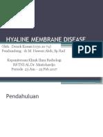 Hyaline Membrane Disease_denok Kosasi