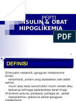 Insulin & Hipoglikemia
