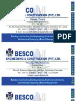 Besco Business Card New