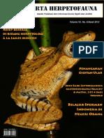 WH 03 2015_fix_1-Penelitian Herpetofauna Di UGM