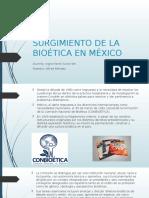 Bioetica en Mexico