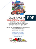 CLUB RACE #5