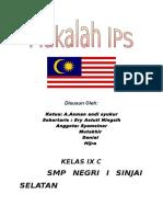 Makalah Negara Malaysia