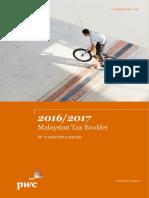 2017 Malaysian Tax Booklet