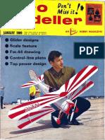 01AeroModeller January 1969
