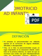 PSICOMOTRICIDAD INFANTIL.pptx
