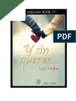 Aidan Lisa - Y Sin Querer