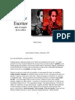 Bolívar Escritor
