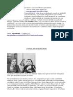 ¿Chávez Murió o Lo Mataron_ Nuevos Antecedentes Atilio Boron