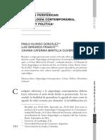 Visiones Perifericas. Arqueologia Critica y Politica