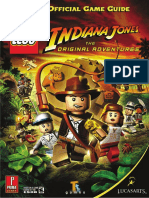 Lego Indiana Jones the Original Adventures (Official Prima Guide)