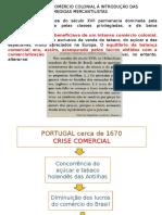 Mercantilismo Em Portugal