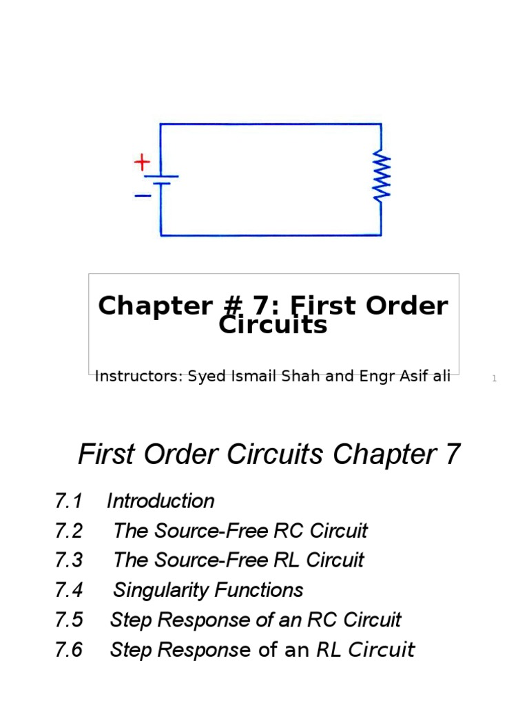 Chapter 7 Electrical Network Capacitor Values Of The Resistors And Capacitors For Our Thirdorder Circuit