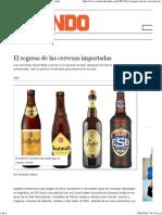 El Regreso de Las Cervezas Importadas _ Conexión Brando