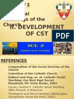 2. DEVT OF CST