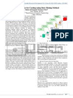 Heart Disease Forcasting Using Datamining Method