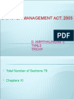 Disaster Management IV