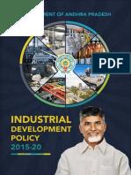 Indl Dev Policy 2015 20