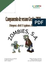 Dossier Campamento Gredos 2010