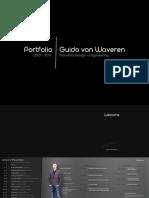 Portfolio Guido van Waveren