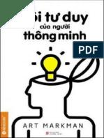 Loi Tu Duy Cua Nguoi Thong Minh - Art Markman
