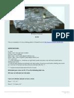 Yarn Over Lace Knitting Pattern_ Alita