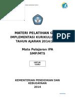 Buku Modul Pelatihan Implementasi Kurikulum 2013 Mata Pelajaran IPA SMP (1).docx